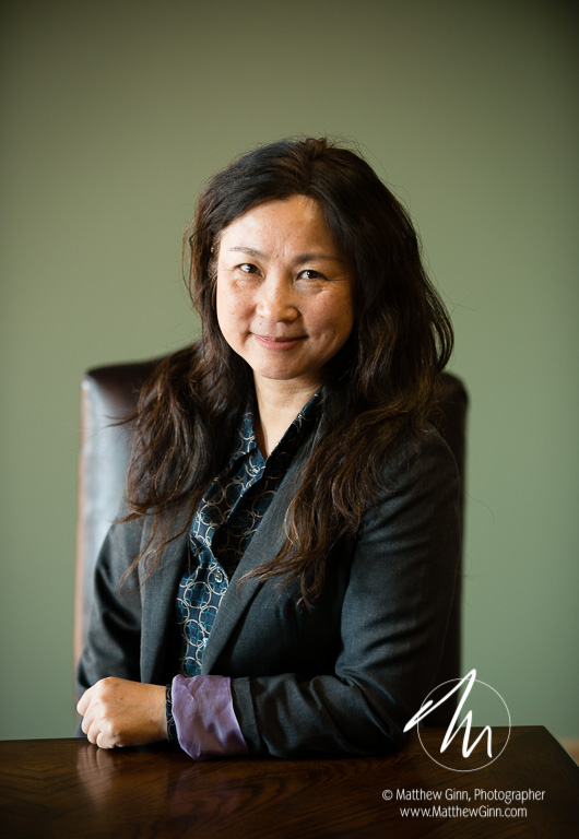 Dr. Chan Wang