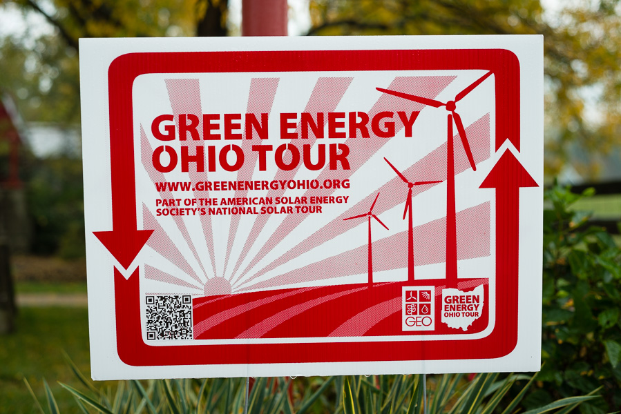 Green Energy Ohio tour